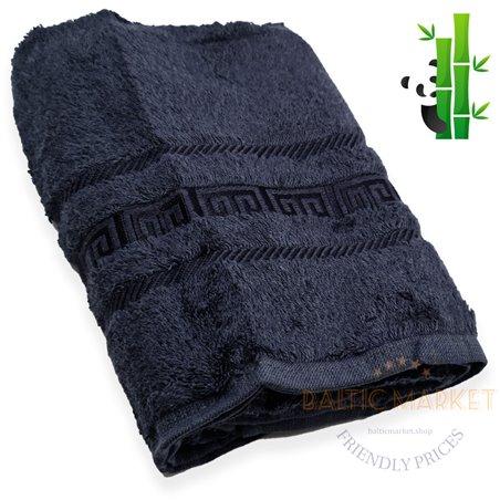 Bamboo towel 50X90cm (BB5-390)