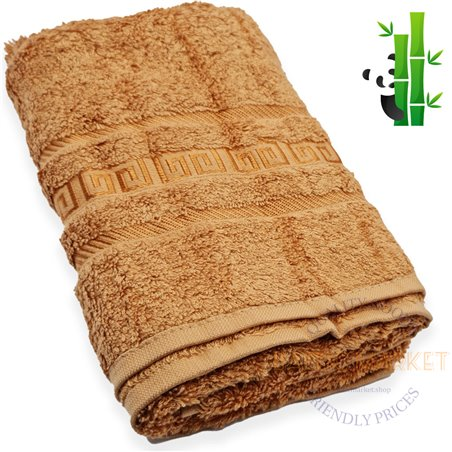 Bamboo towel 50X90cm (BB3-390)