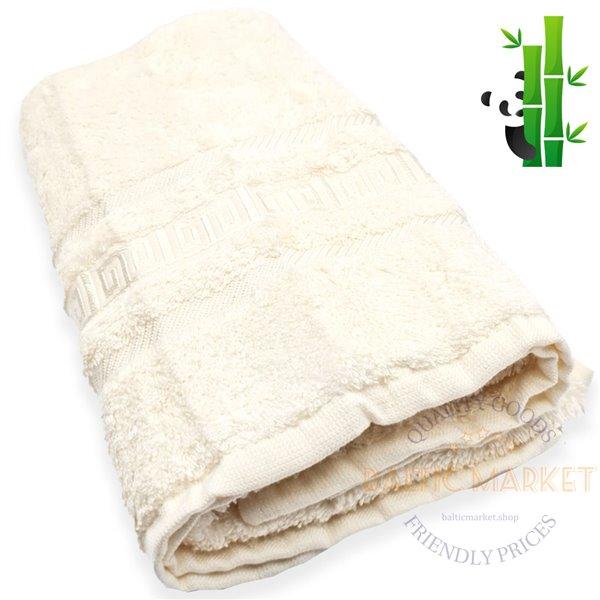 Bamboo towel 50X90cm (BB1-390)