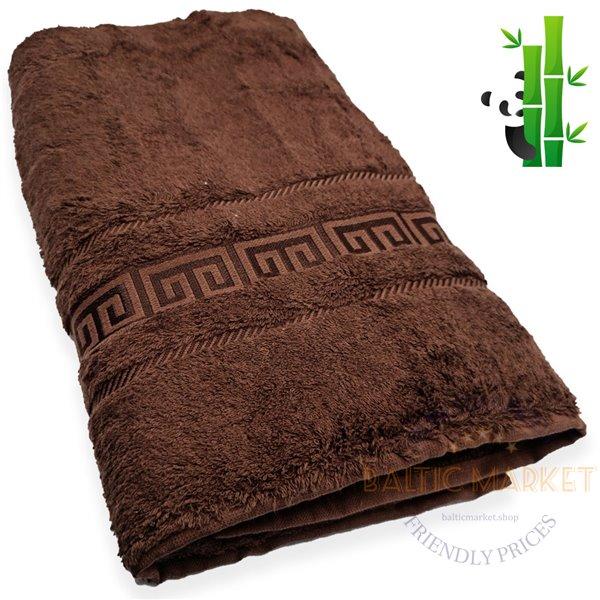 Бамбуковое полотенце 70X140см (BB2-3140)