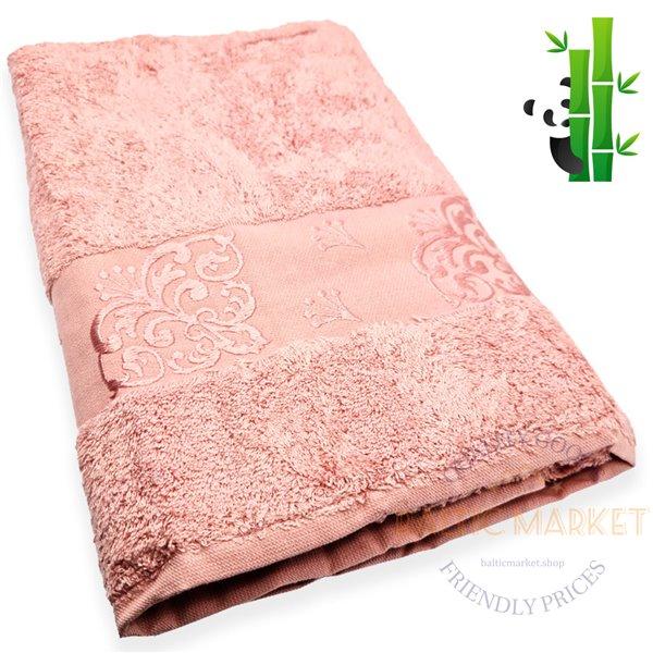 Бамбуковое полотенце 70X140см (BB1-4140)