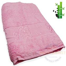 Бамбуковое полотенце 70X140см (BB2-4140)