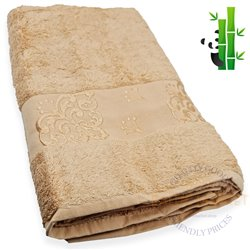 Bamboo towel 70X140cm (BB4-4140)