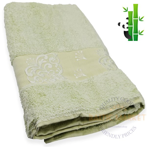 Bamboo towel 70X140cm (BB5-4140)