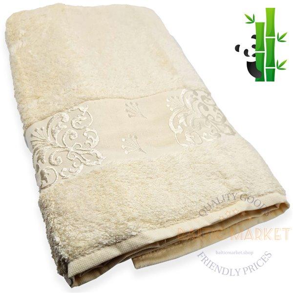 Бамбуковое полотенце 70X140см (BB6-4140)