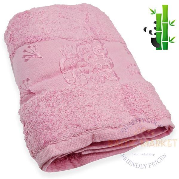 Bamboo towel 50X90cm (BB2-490)