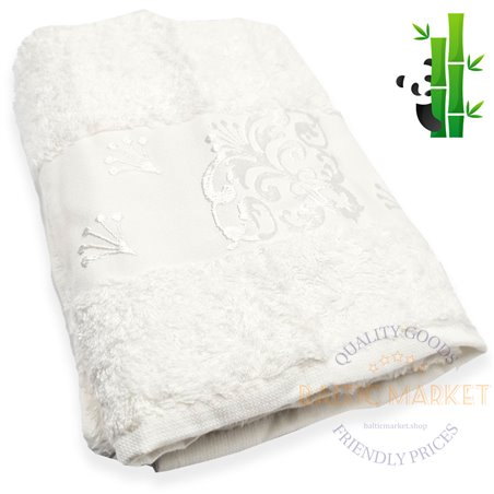 Bambuko rankšluostis 50X90cm (BB3-490)