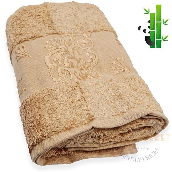 Bamboo towel 50X90cm (BB4-490)
