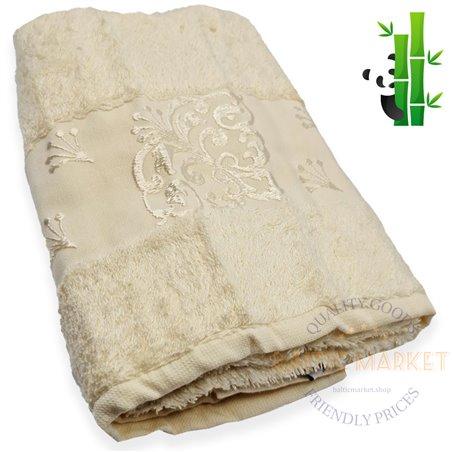 Bamboo towel 50X90cm (BB6-490)