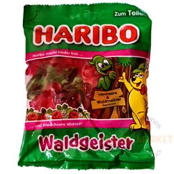 Haribo Waldgeister жевательные конфеты 200гр