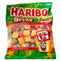 Haribo Brixx жевательные конфеты 200гр