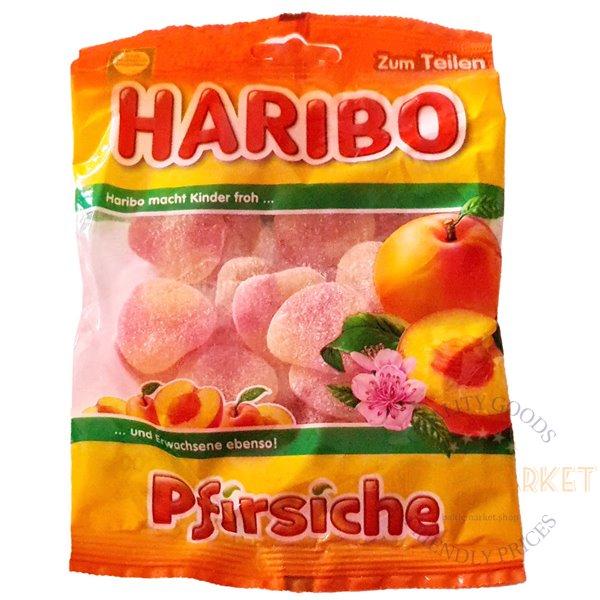 Haribo Pfirsiche Gummy Candy 200g