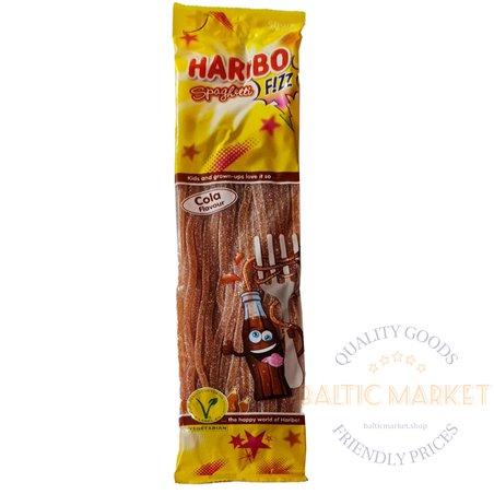 Haribo Spaghetti Cola Gummy Candy 200g
