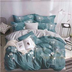 Комплект постельного белья хлопок сатин 200X220, 4 части (CT137)
