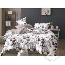 Комплект постельного белья хлопок сатин 200X220, 4 части (CT140)