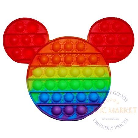 POP IT anti-stress toy mouse