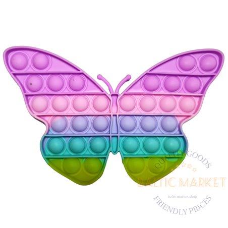 POP IT anti-stress toy butterfly