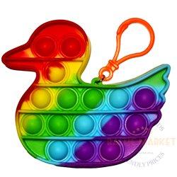 POP IT anti-stress pendant duck
