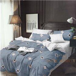 Комплект постельного белья хлопок сатин 200X220, 4 части (CT153)