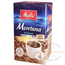 Melitta Montana jahvatatud...