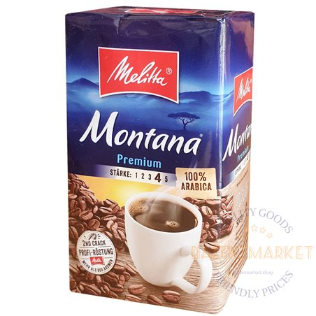 Melitta Montana ground...