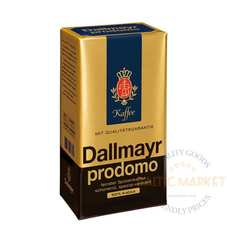 Dallmayr Prodomo jahvatatud...