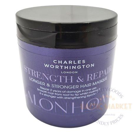 Charles Worthington juuksemask kahjustatud juustele 160 ml