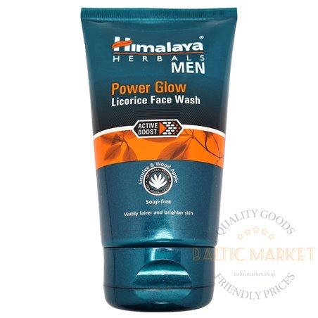 Himalaya face wash gel for men 100 ml