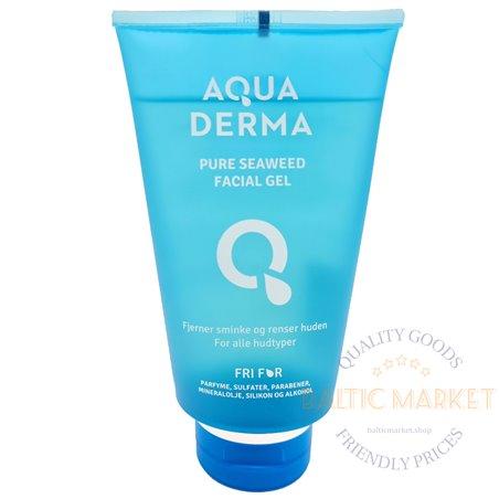 Aqua Derma pure seaweed facial gel 150 ml