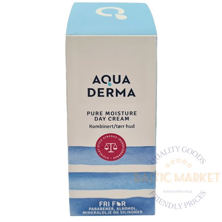 Aqua Derma dienas krēms 50 ml