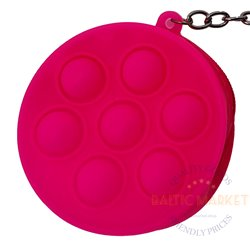 POP IT anti-stress toy  wallet circle