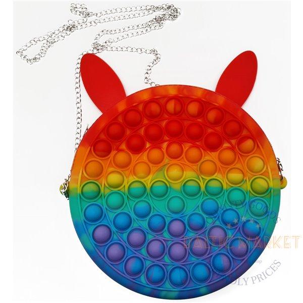 POP IT anti-stress toy handbag bunny
