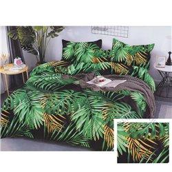 Cotton satin bed linen complex 160x200, 3 parts (CT179)