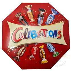 Celebrations konfeti pasirinkimas 186 gr.