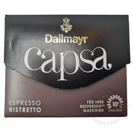 Dallmayr Capsa Espresso Ristretto Int.10 10 kapsulas