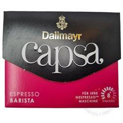Dallmayr Capsa ESPRESSO BARISTA Int.8 10 kapsules