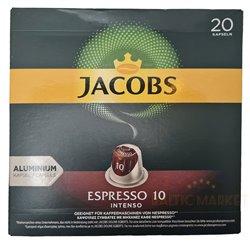 JACOBS ESPRESSO 10 INTENSO 20 capsules