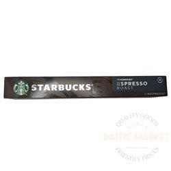 STARBUCKS ESPRESSO ROAST by NESPRESSO 10 kapsules