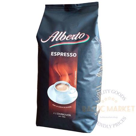 Alberto espresso kavos...