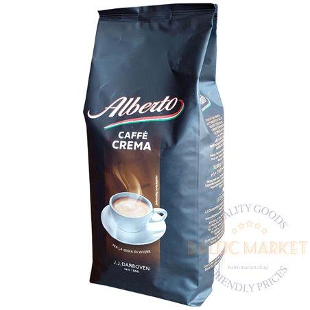 Alberto caffe crema...
