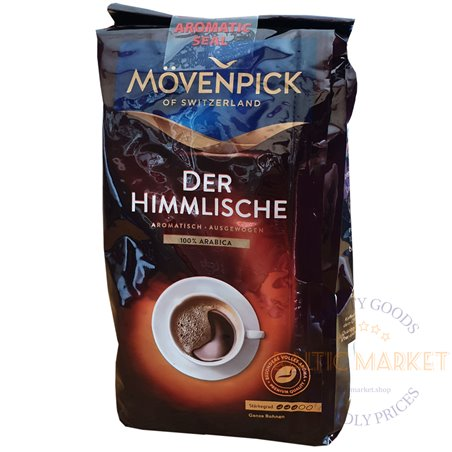 Movenpick der Himmlische kafijas pupiņas 0,5 kg