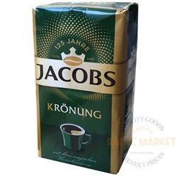 Jacobs ground coffee 500 gr