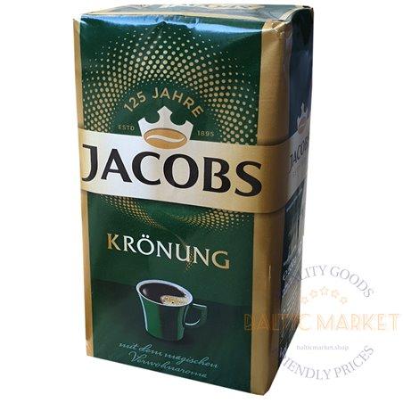 Jacobs jahvatatud kohv 500 gr
