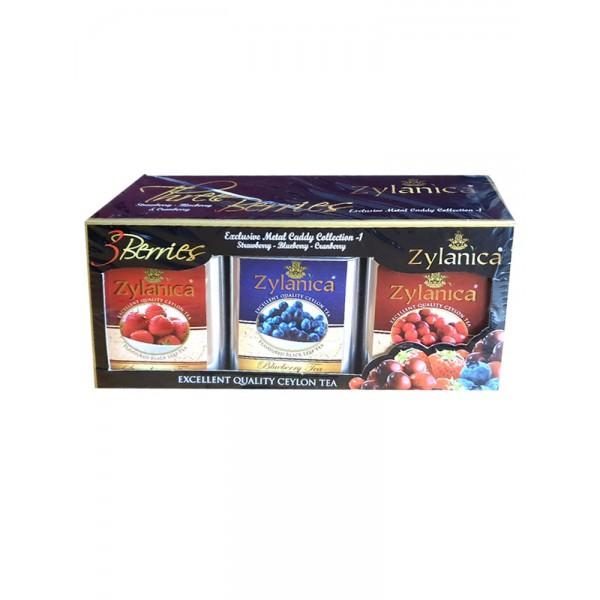Zylanica black tea 3*100g