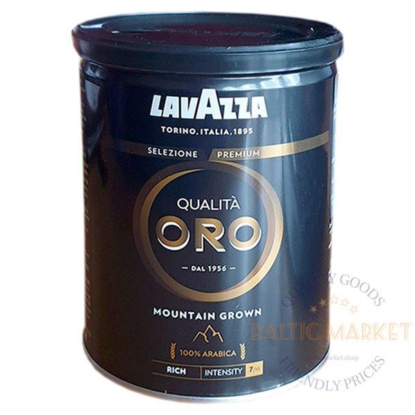 Lavazza espresso classico ground coffee 250 gr