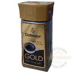 Dallmayr gold астворимый кофе 200 гр